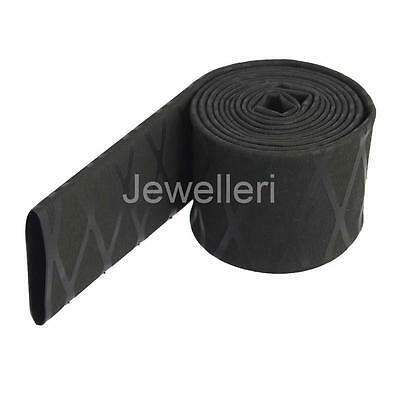 Silicone Rubber 28mm Heat Shrink Tubing X-Tube Shrinkable Tube Non Slip Wrap