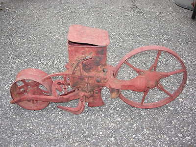 PLANET JR Antique Cast Iron No 25 Seeder Planter Cultivator Garden Tool