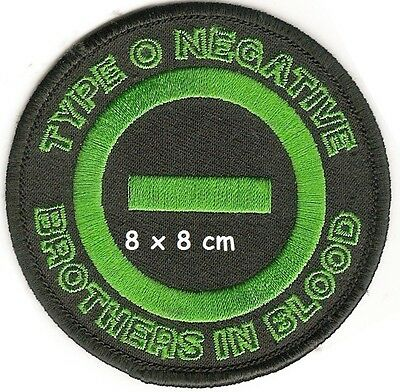 Type o negative  -  patch - FREE SHIPPING !!