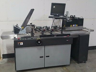 Video Jet Wide Array Print Mail /Cheshire