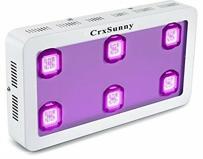 CrxSunny 1200W COB LED Grow Light Full Specturm For For Hydropnic Indoor Plants