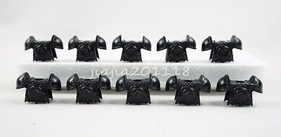 PICK YOUR WEAPON Black Armor Medieval Knights Ancient Arms Weapon Accessory Toys