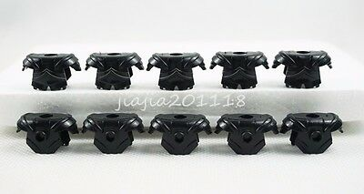 PICK YOUR WEAPON Black Armor Medieval Knights Plastic Weapon Accessory Toys Gift