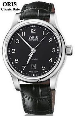 Oris Classic Date 0173375944094-0752011 Men's Watch