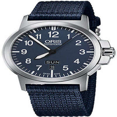 Oris BC3 Advanced, Day Date 42 mm Men's Watch 01 735 7641 4165-07 5 22 26