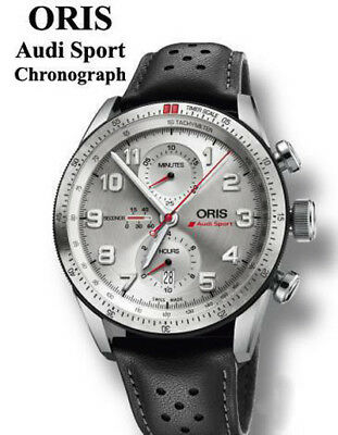 Oris.chrono Audi Sport Le 0177476617481 Set Men's Watch