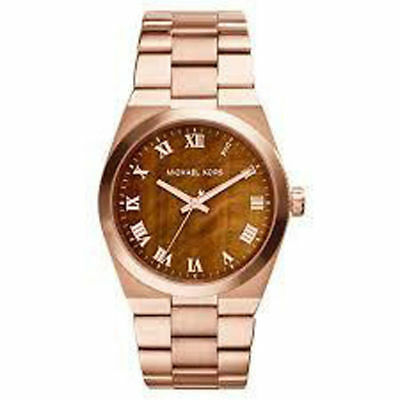 Michael Kors MK5895 Rose Tone Watch