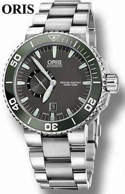 Oris 0174376734137-0782601peb Men's Watch
