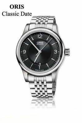 Oris Classic Date 0173375944034-0782061 Men's Watch