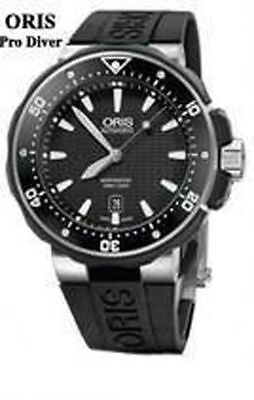 Oris Pro Diver Date 0173376827154-0742604teb Men's Watch