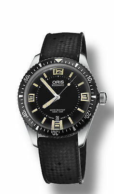 ORIS 0173377074064-0742018 Mens Divers SIXTY-FIVE Swiss Made Watch