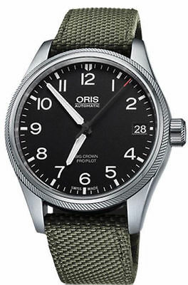 Oris Big Crown ProPilot Date Men's Watch 01 751 7697 4164-07 5 20 14FC