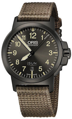 Oris BC3 Advanced, Day Date 42 mm Men's Watch 01 735 7641 4263-07 5 22 22G