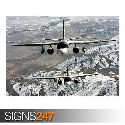 WAR AIRPLANE 4 Photo Picture Poster Print Art A0 to A4 ARMY POSTER AC288