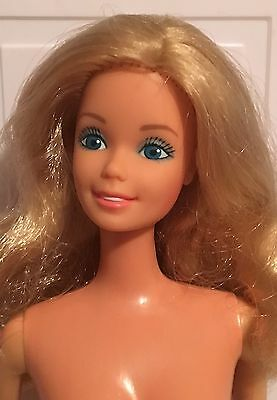 Barbie Nude Doll Superstar 1984 Day To Night -- Excellent Condition!!