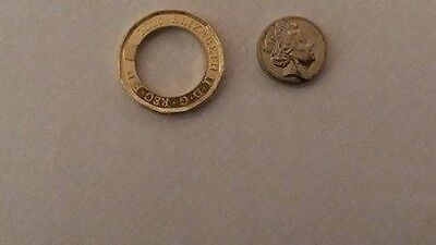 2016 New One Pound   £1 coin