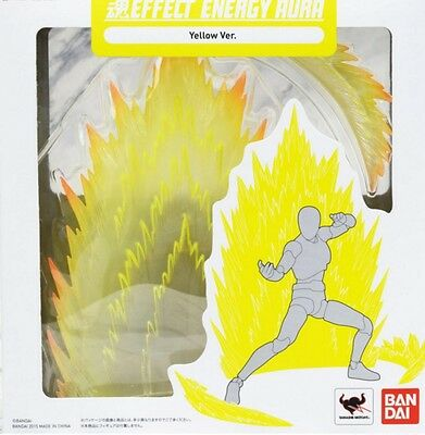 New Painted Soul EFFECT ENERGY AURA Yellow Ver. ABS & PVC Painted