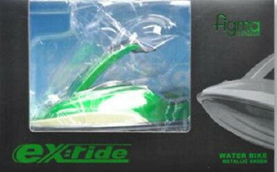 New Freeing Ex:ride Ride. 009 Water bikes Metallic Green ABS Painted
