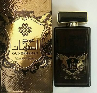 Oud Isphahan 100ml By Ard Al Zaafaran Agarwood Rose Patchouli Sandalwood Amber