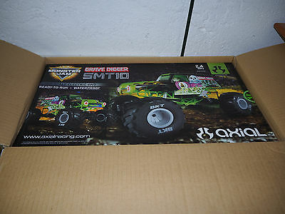 Axial Grave Digger Monster Jam® Truck 4WD RTR AX90055