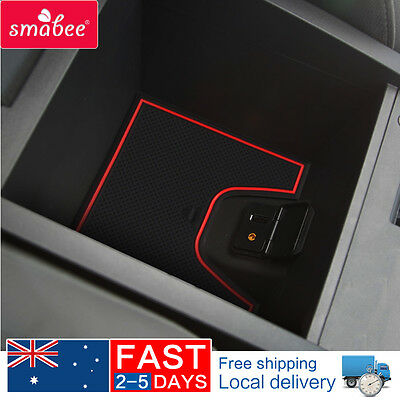 Gate slot pad For Chevrolet AU holden COLORADO 2012-2016 LT  red/blue/white
