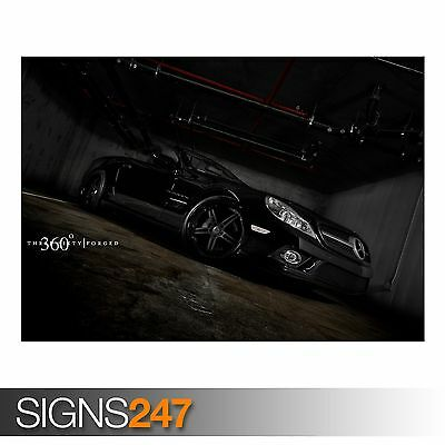 MERCEDES BENZ 72 Photo Picture Poster Print Art A0 to A4 CAR POSTER AD213