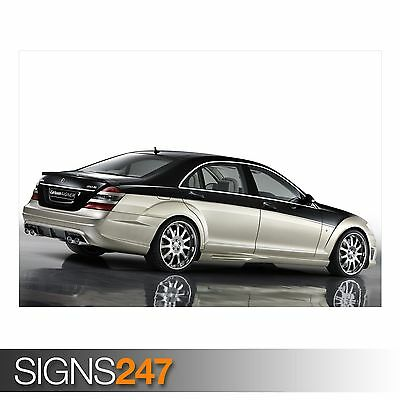 Photo Picture Poster Print Art A0 to A4 AD109 MERCEDES BENZ 115 CAR POSTER