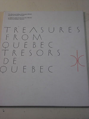 TREASURES FROM QUEBEC 1965 National Gallery of Canada, Ottawa