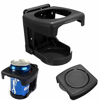 CAR Truck Auto VEHICLE Folding Beverage DRINK BOTTLE Can Cup Holder Stand MOUNT