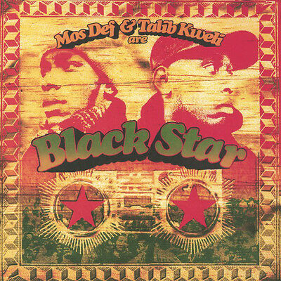 "Mos Def & Talib Kweli Are "" Black Starr "" * Two Tone Black Starr Vinyl Lp * New"