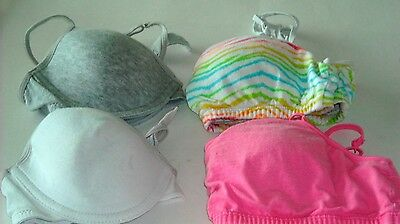 Lot of 4 Girls Bra Size 36