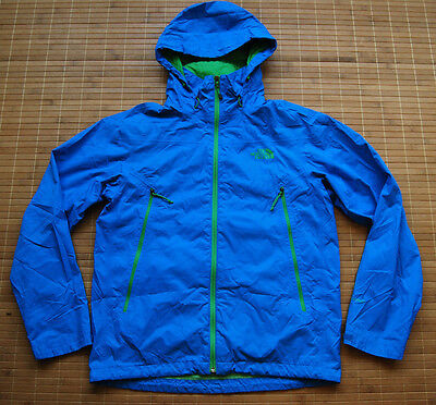 The North Face HyVent Light Shell Jacket Men's size M Genuine waterproof hiking
