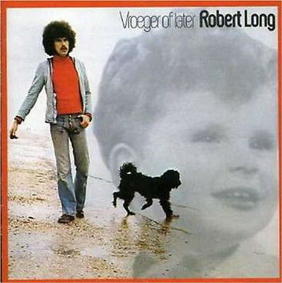 Robert Long - Vroeger of later - Vinyl-LP