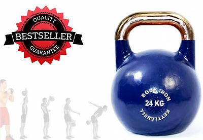 24kg Competition / Pro Grade Kettlebell