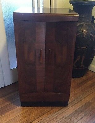 Art Deco Radio Cupboard.. 1930s.. Lovely Piece