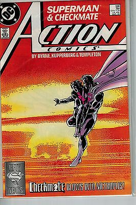 Action - 598 - DC - March 1988