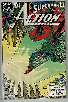 Action - 646 - DC - October 1989
