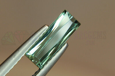 Blue Indicolite Tourmaline 0.78ct VS 9.5x4mm Loose Natural Gemstone Afghanistan