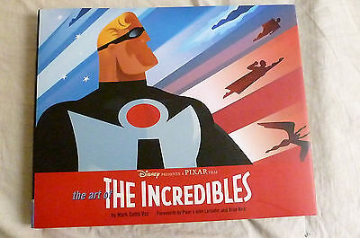 Art of the Incrediables book