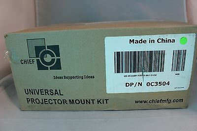 Dell C4504 Universal Projector Ceiling Mount 3300MP 4100MP 1200MP P4RMK