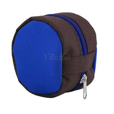 Fly Fishing Reel Case Carry Pocket Cover Storage Bag Pouch Holder Accessories SS