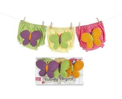 Baby Aspen Butterfly Bloomers for Fluttering Bums, 6-12 Months