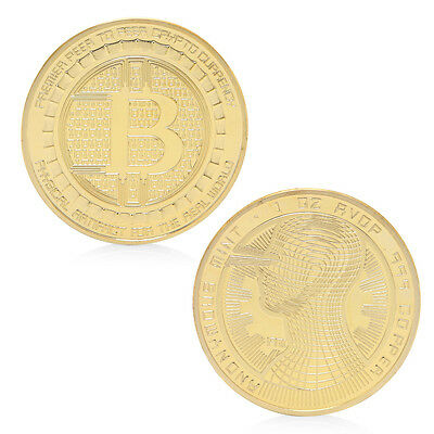 Golden Commemorative Coin Art Collection For Souvenir Coin Gift