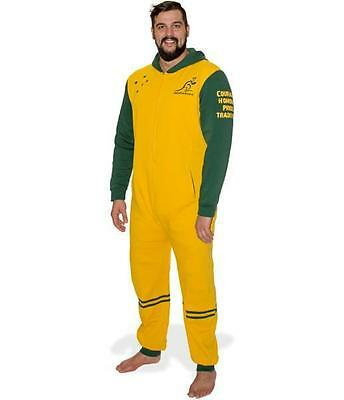 Rugby Union Wallabies Adult Footysuit