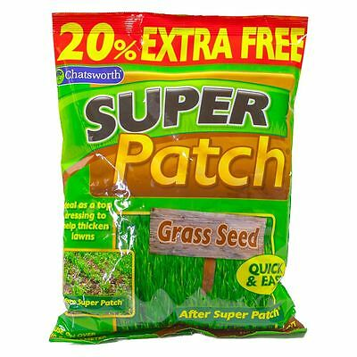 Chatsworth Super Patch Grass Seed 480g