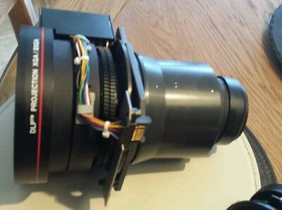 Barco DLP Projection XGA/SXGA lens TLD Zoom (2.0 - 2.8)