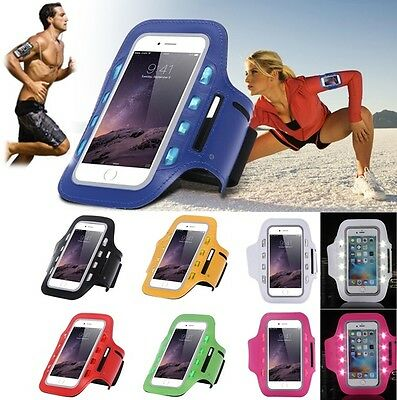 Brassard/Etui/Armband à Leds Course Gym Running iPhone 6/7 Galaxy S5/S6/S7/S8