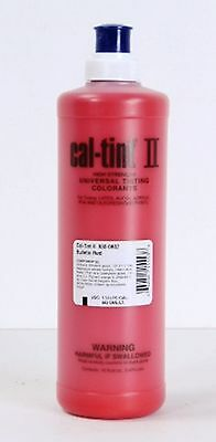 CAL-TINT II Bulletin Red Universal Tinting Colorant