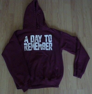 A Day To Remember hoodie, size S (official)