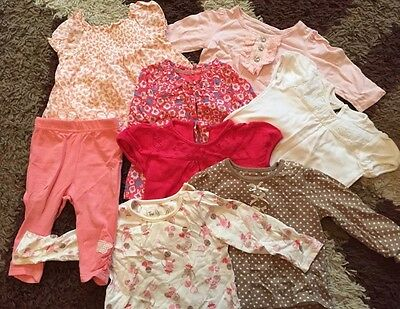 Banks Girl Clothes Bundle 3-6 (8 Items)